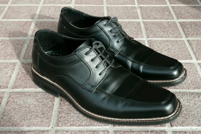 婦人・革靴